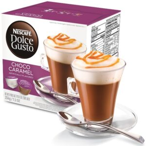 Nescafe Dolce Gusto Choco Карамель 8*2 капсул