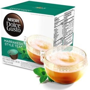 Nescafe Dolce Gusto Marrakesh Style Tea