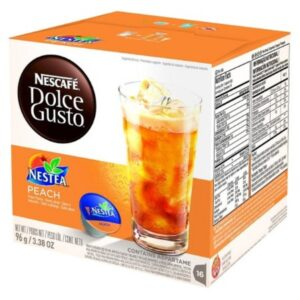 Nescafe Dolce Gusto PEACH ICED TEA 16 капсул