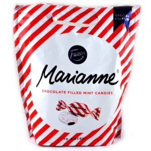 Карамель Fazer Marianne Chocolate Filled Mint Candies