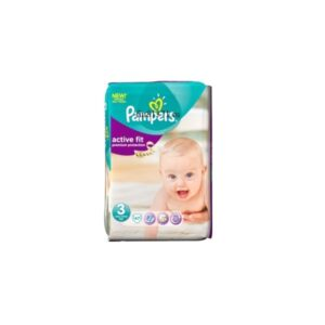 Подгузники Pampers active fit № 3  4-9 кг (thumb2582)